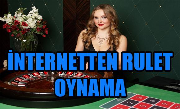 İnternetten rulet oynama, İnternet siteleri üzerinde rulet oyna, . İnternetten rulet nasıl oynanır